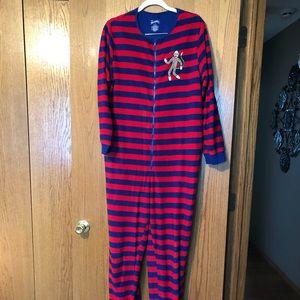 Ladies Full Size Onesie Pajamas